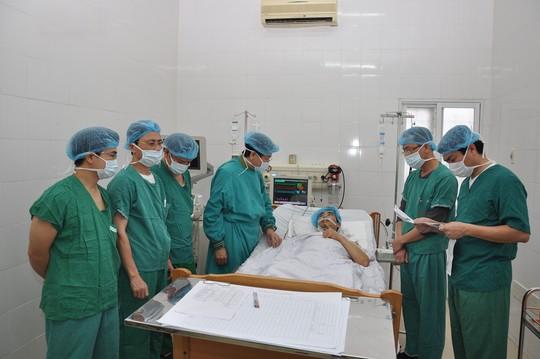 Hơn 150 người tham gia ca ghép đa tạng đầu tiên tại Việt Nam 6