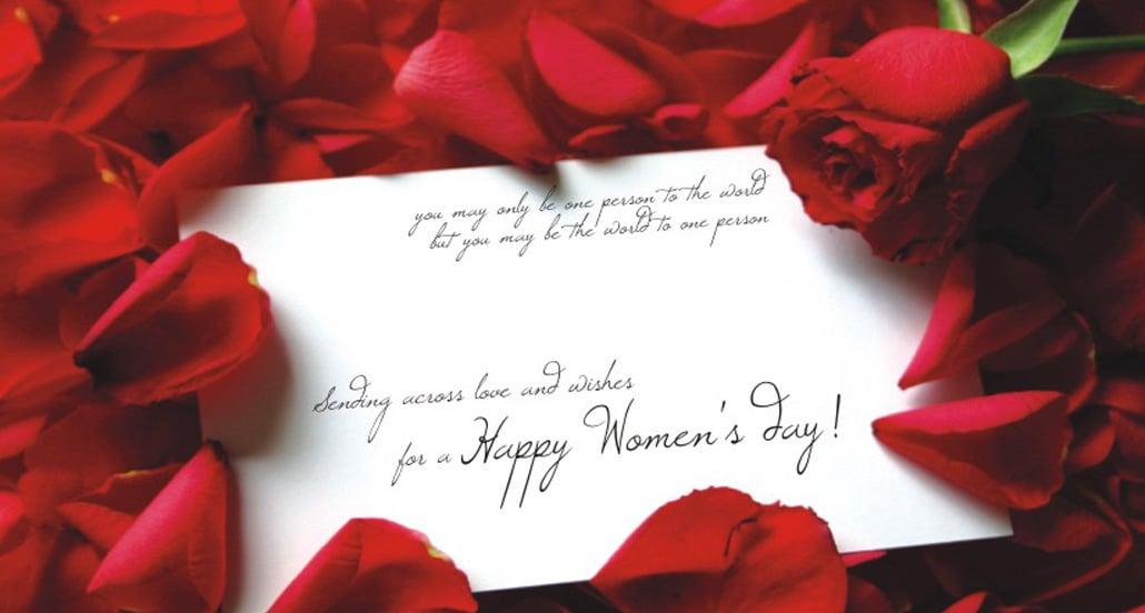 Thiệp 8/3 đẹp, ý nghĩa dành cho ngày Quốc tế phụ nữ 4
