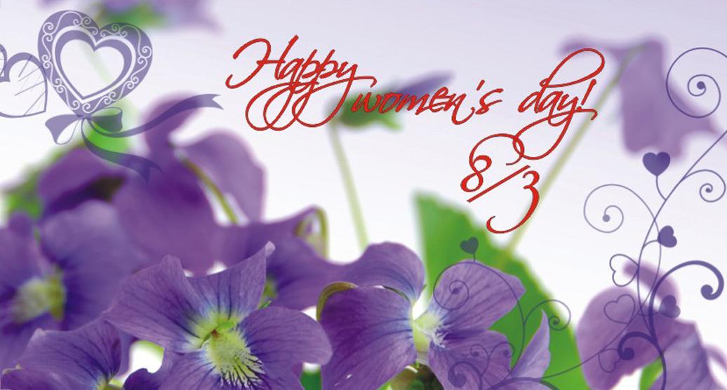 Thiệp 8/3 đẹp, ý nghĩa dành cho ngày Quốc tế phụ nữ 7
