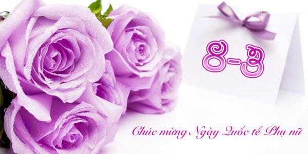 Thiệp 8/3 đẹp, ý nghĩa dành cho ngày Quốc tế phụ nữ 10