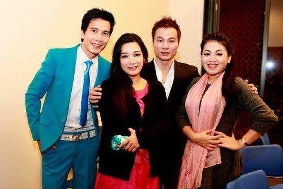 Con trai Chế Linh rất yêu 'thị màu đa tình' Thanh Thanh Hiền 6