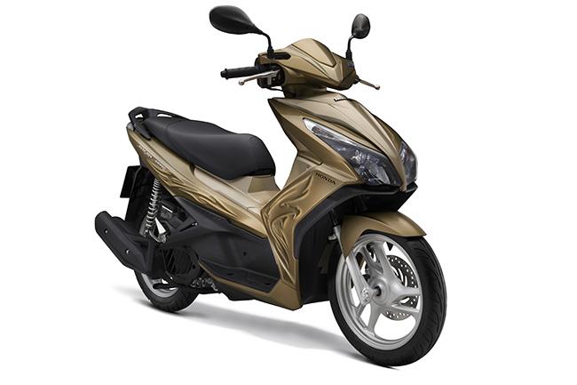 Hình ảnh Honda Airblade ra mắt phiên bản mới số 1