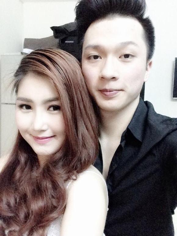 Vừa chia tay tình cũ, Hương Tràm tình tứ bên Cao Thái Sơn 7