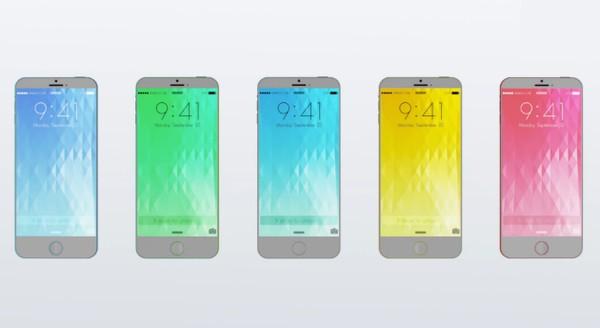 Cận cảnh mẫu thiết kế iPhone 6c vô cùng sặc sỡ 9
