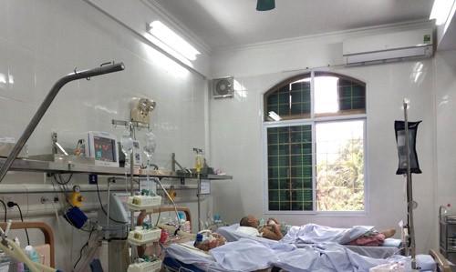 Nữ sinh vụ đâm xe ở Xã Đàn được gắn chip theo dõi 4