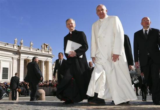 Đức Giáo hoàng Francis: