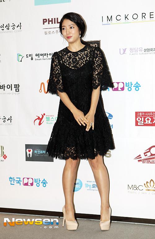 Park Shin Hye mũm mĩm, đáng yêu trước ống kính 3