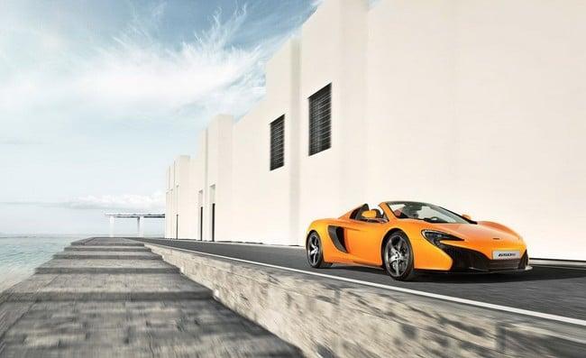 Geneva Motor Show 2014 : Mclaren 650s mui trần lộ diện 8