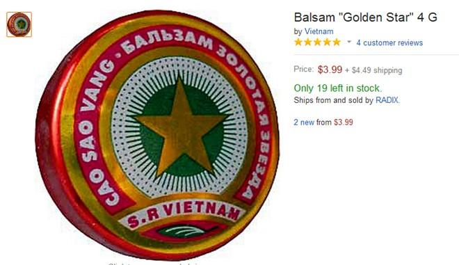 Dầu Cù là Việt: Đắt gấp 10, cháy hàng trên eBay, Amazon 4