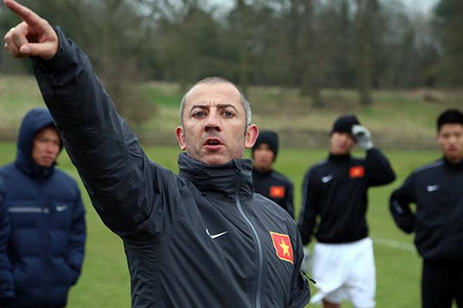 U19 Việt Nam rèn luyện tại Trung tâm tập huấn của ĐT Anh 6