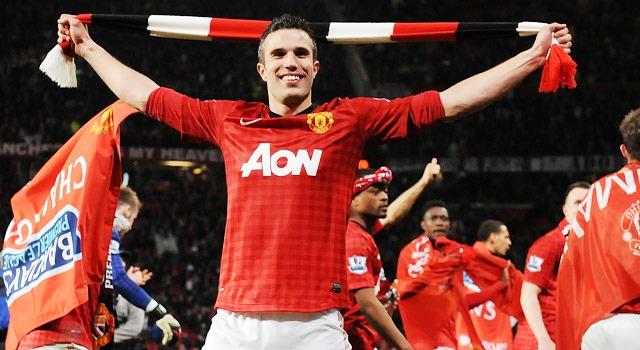 Sir Alex là nguyên nhân van Persie chọn man Utd 5