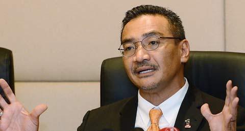 Hình ảnh Malaysia phủ nhận thông tin máy bay bị rơi số 1