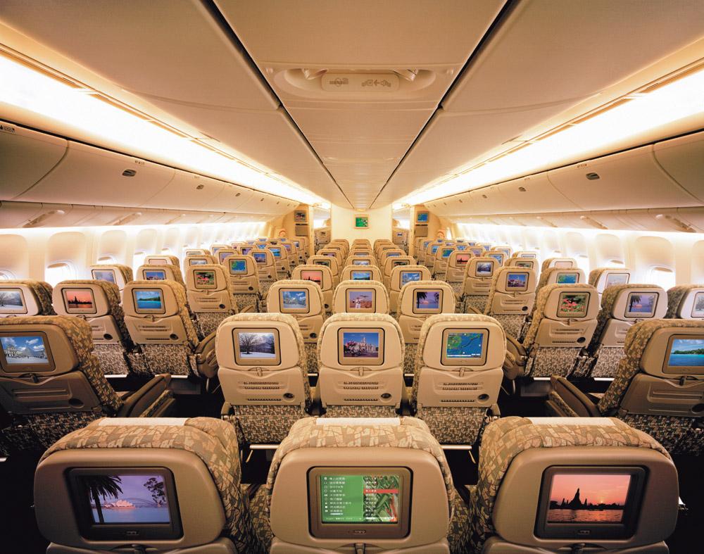 Bên trong máy bay Boeing 777 Malaysia mất tích 7