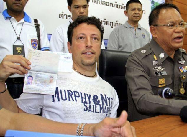 Máy bay mất tích: Hành khách dùng hộ chiếu ăn cắp có 'gương mặt châu Á' 5