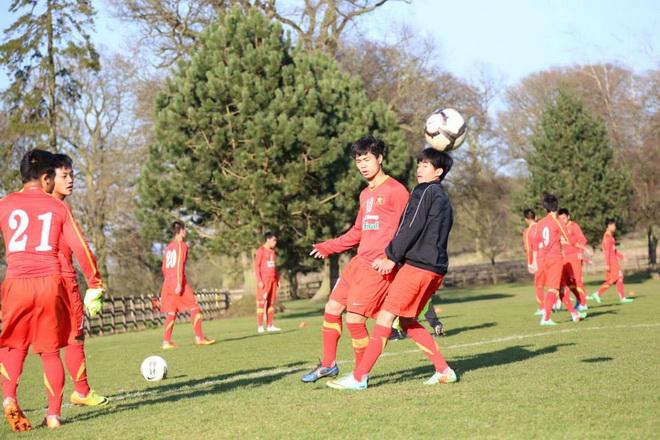U19 Việt Nam sẵn sàng gặp AFC Wimbledon 5