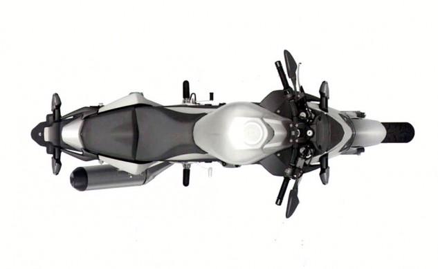 Lại đến lượt Honda lộ hàng nakedbike mới 8