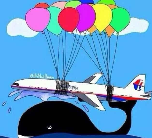 Máy bay mất tích: Cả thế giới đang cầu nguyện cho điều kỳ diệu 7