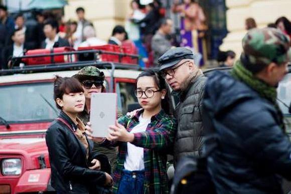 Độc: Đám cưới ở Quảng Ninh rước dâu bằng một dàn xe Jeep 19
