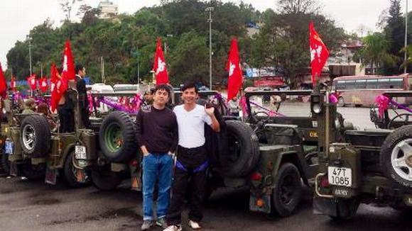 Độc: Đám cưới ở Quảng Ninh rước dâu bằng một dàn xe Jeep 21