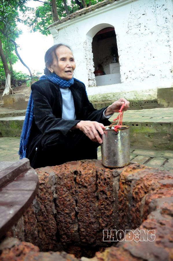 Kì lạ chiếc giếng chữa được bệnh mất sữa của phụ nữ ở làng cổ Đường Lâm  6