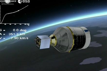 Hình ảnh Vệ tinh VNREDSAT-1 chụp ảnh khu vực nghi máy bay mất tích số 1