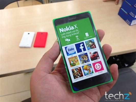 Nokia X đã chính thức được bán ra tại thị trường Việt Nam  6