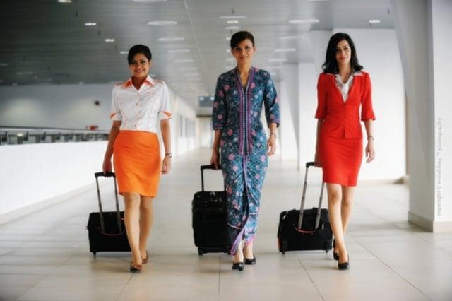 Hình ảnh Cận cảnh các nữ tiếp viên xinh đẹp của Malaysia Airlines số 2
