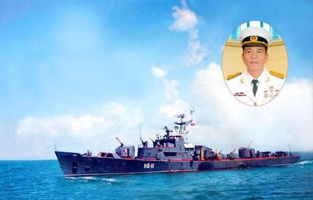Hải quân Việt Nam từng cứu sống phi công Mỹ ở Trường Sa 5