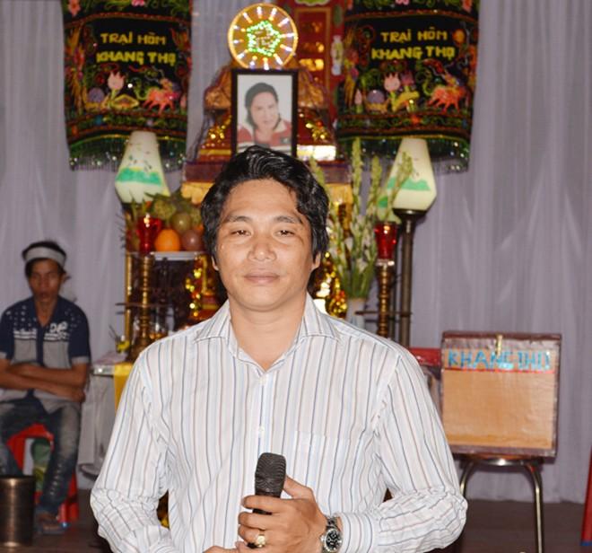 Sao Việt tiễn biệt nghệ sĩ Vũ Minh Vương 10