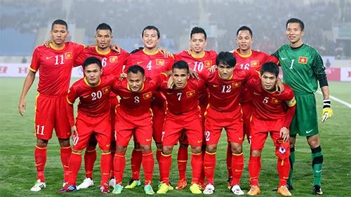 ĐT Việt Nam bất ngờ trở lại số 1 Đông Nam Á 5