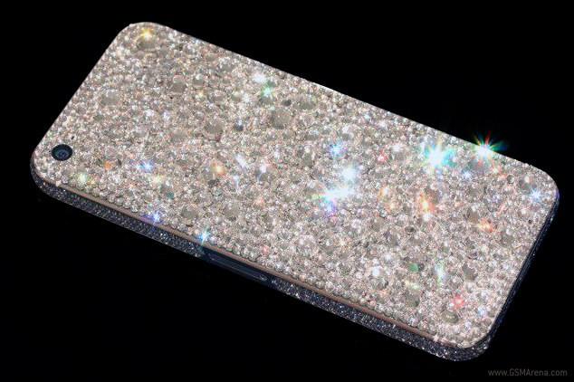 Cận cảnh iPhone 5 hàng độc giá 1 triệu USD  7