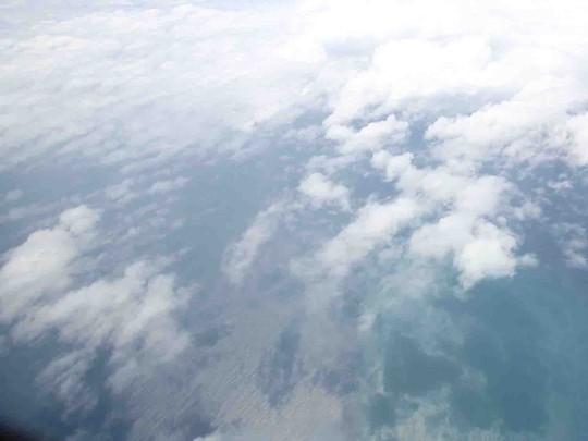 Máy bay mất tích: Phát hiện dấu vết lạ ở gần mũi Cà Mau 4