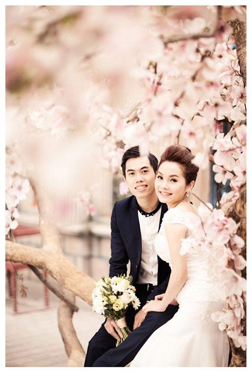 Đoàn Thúy Trang khoe ảnh cưới lãng mạn 7
