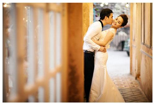 Đoàn Thúy Trang khoe ảnh cưới lãng mạn 10