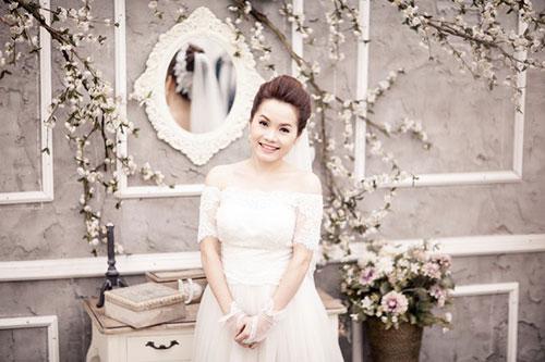 Đoàn Thúy Trang khoe ảnh cưới lãng mạn 11