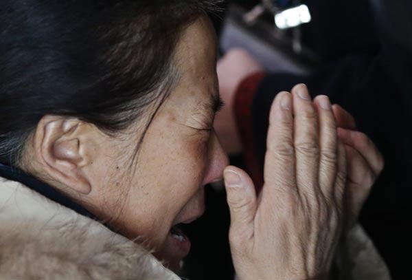 Toàn cảnh vụ máy bay Malaysia mất tích sau 8 ngày tìm kiếm 5