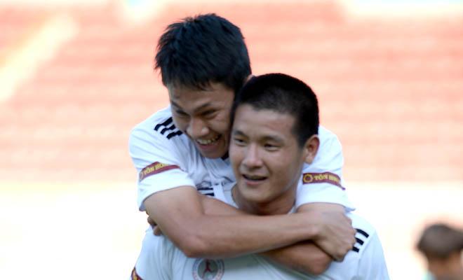 VCK U19 QG Cúp Tôn Hoa Sen 2014: HA.GL giành vé vào bán kết 5