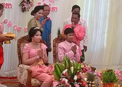 Cận cảnh đám cưới xa hoa của con gái trùm diệt chủng Pol Pot 5