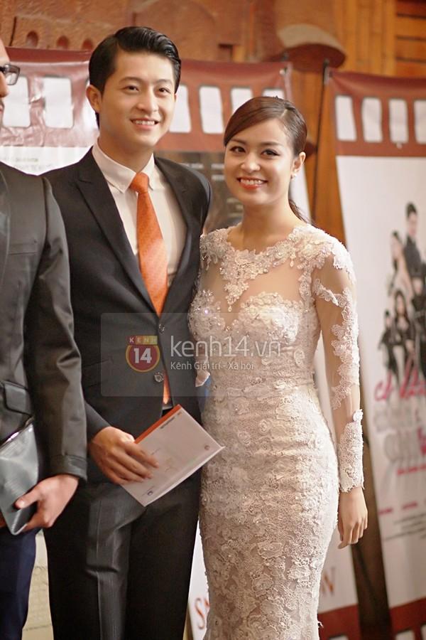 Lộ bằng chứng Hoàng Thùy Linh - Harry Lu đang hẹn hò 6