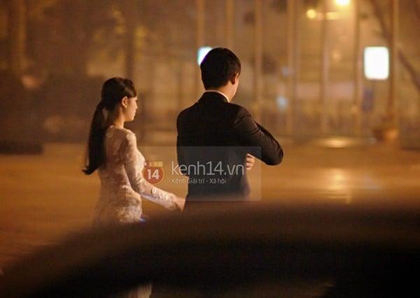 Lộ bằng chứng Hoàng Thùy Linh - Harry Lu đang hẹn hò 11