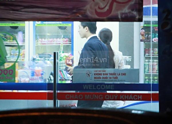 Lộ bằng chứng Hoàng Thùy Linh - Harry Lu đang hẹn hò 13