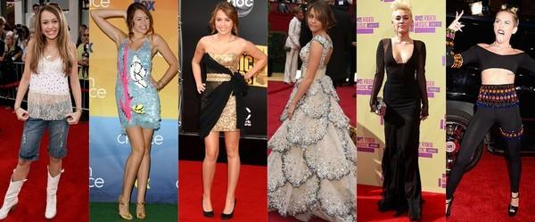 Miley, Selena & Taylor - Công chúa nào lột xác thành công? 16