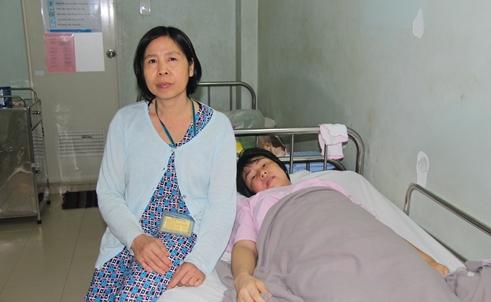 Nghi án một trẻ sơ sinh bị bắt cóc tại Bệnh viện phụ sản Hùng Vương 4