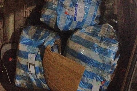 Bắt giữ hơn 200 kg gỗ lạ nhập khẩu từ Malaysia 7