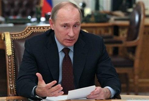Tổng thống Putin xúc tiến việc sáp nhập Crimea vào Nga 6