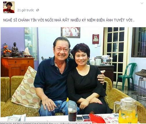 Cô giáo từ Hà Nội vào Sài Gòn ủng hộ Chánh Tín 100 triệu 5