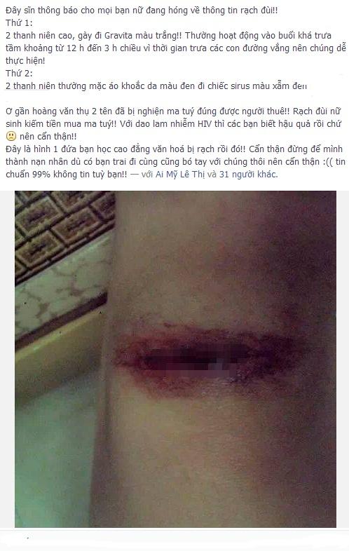 Lộ danh tính kẻ bệnh hoạn rạch mông nữ sinh ở Khánh Hòa? 5