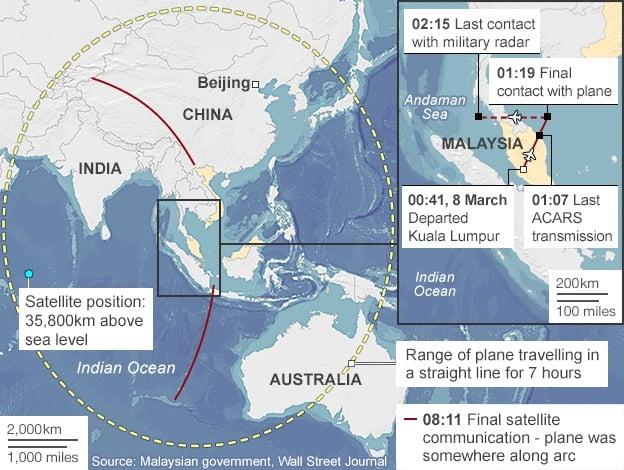 Trung Quốc tăng cường 9 tàu tìm kiếm máy bay mất tích MH370 7