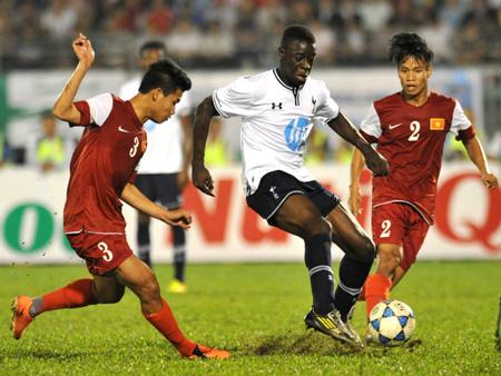 U19 Việt Nam 0-9 U19 Tottenham: Trận thua kịp thời 5