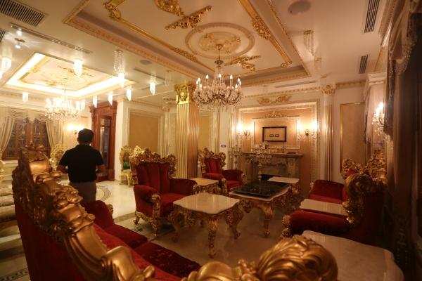 Phòng ngủ Tổng thống, nhà tắm đế vương của đại gia Việt 9